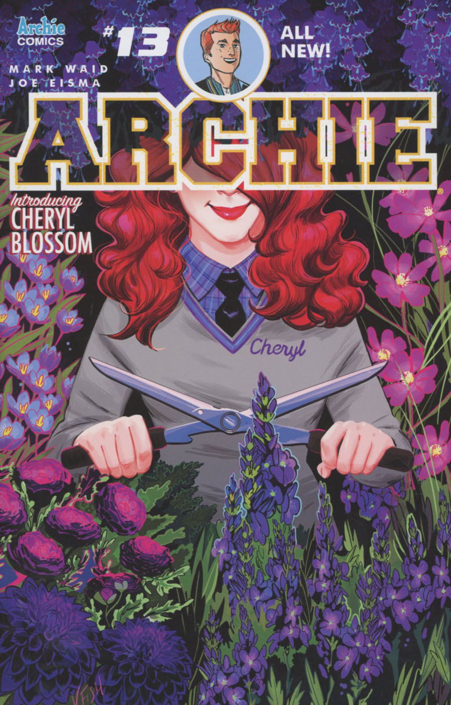 Archie Vol 2 #13 Cover A Regular Veronica Fish Cover