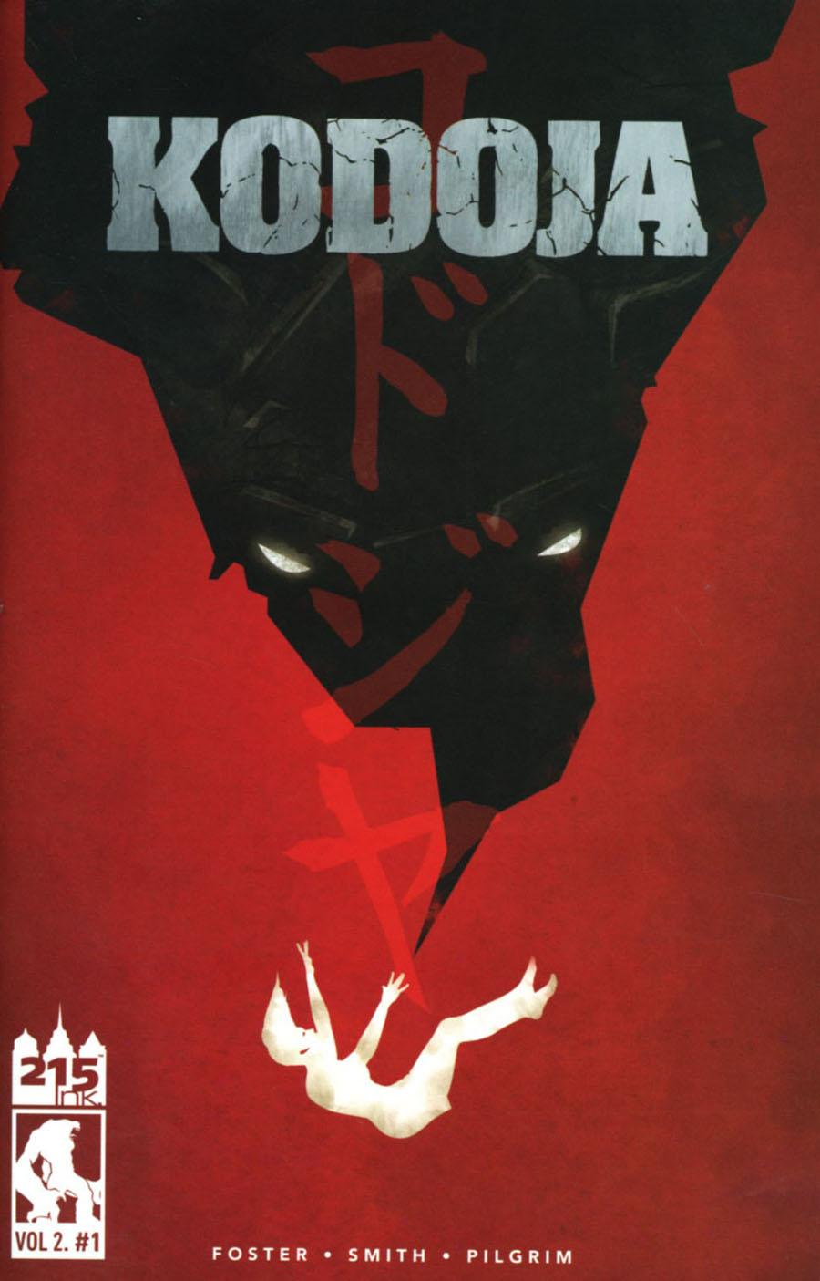 Kodoja Vol 2 #1 Cover A Regular Elroy Jenkins Cover