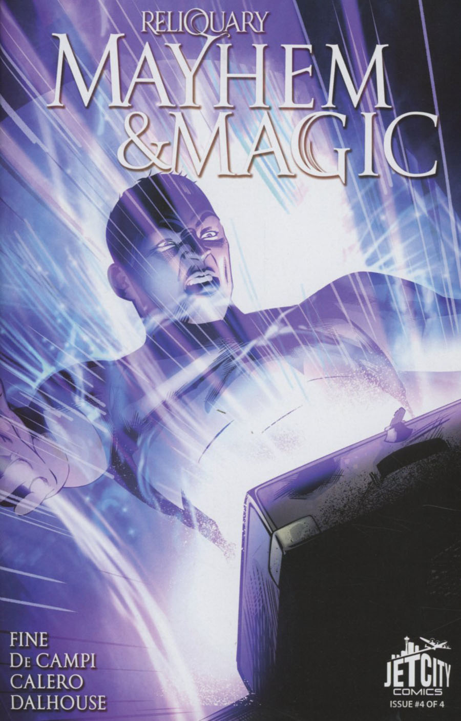 Reliquary Mayhem & Magic #4