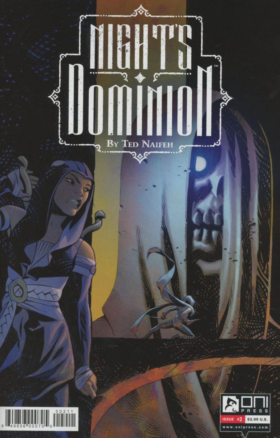 Nights Dominion #2