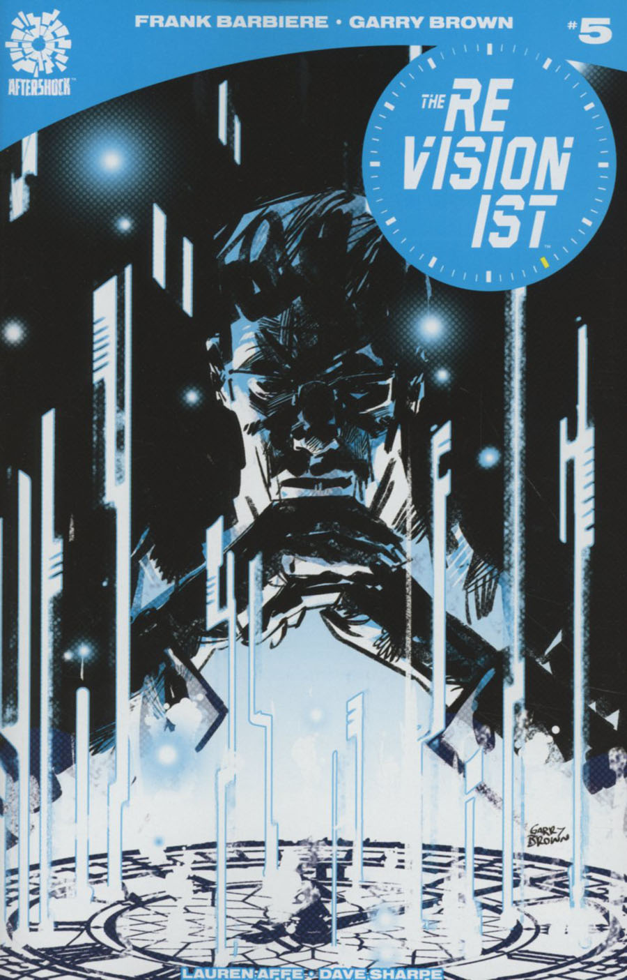 Revisionist #5 Cover A Regular Garry Brown Cover