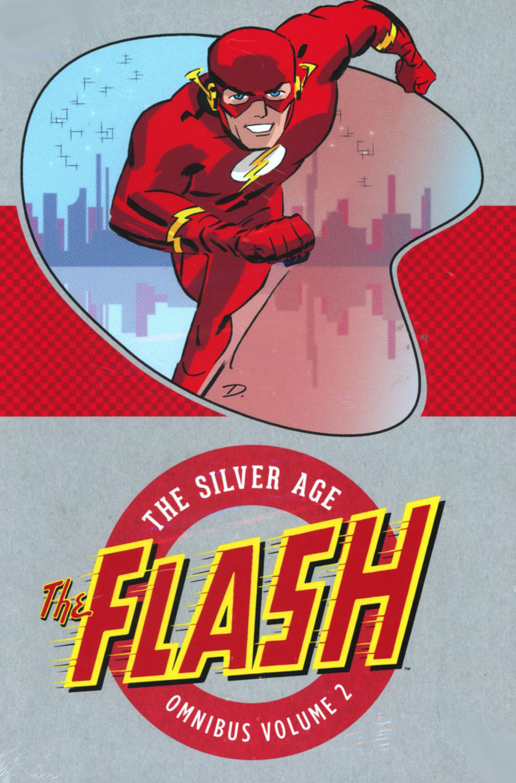 Flash The Silver Age Omnibus Vol 2 HC