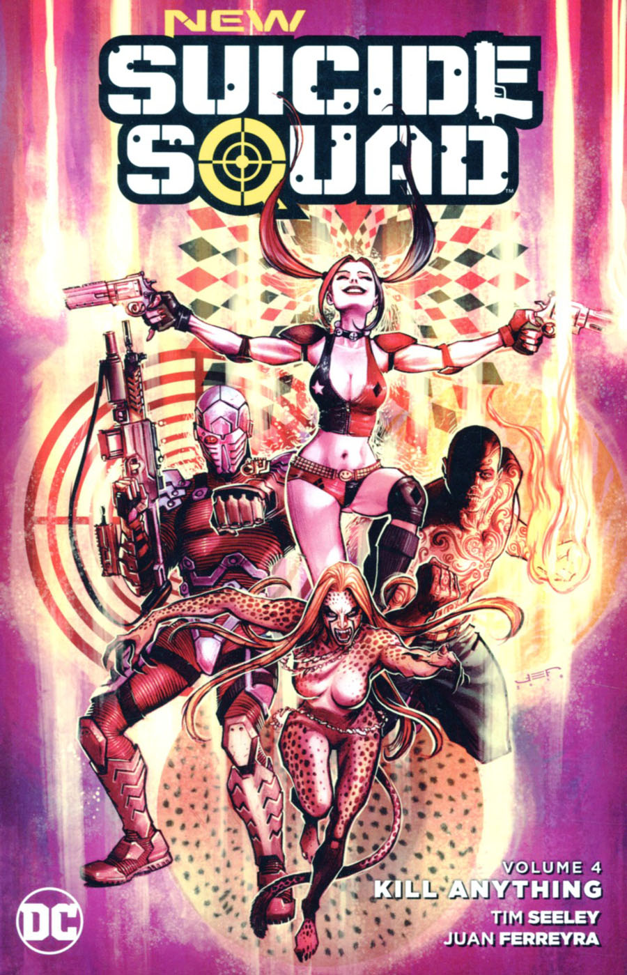 New Suicide Squad (New 52) Vol 4 Kill Anything TP