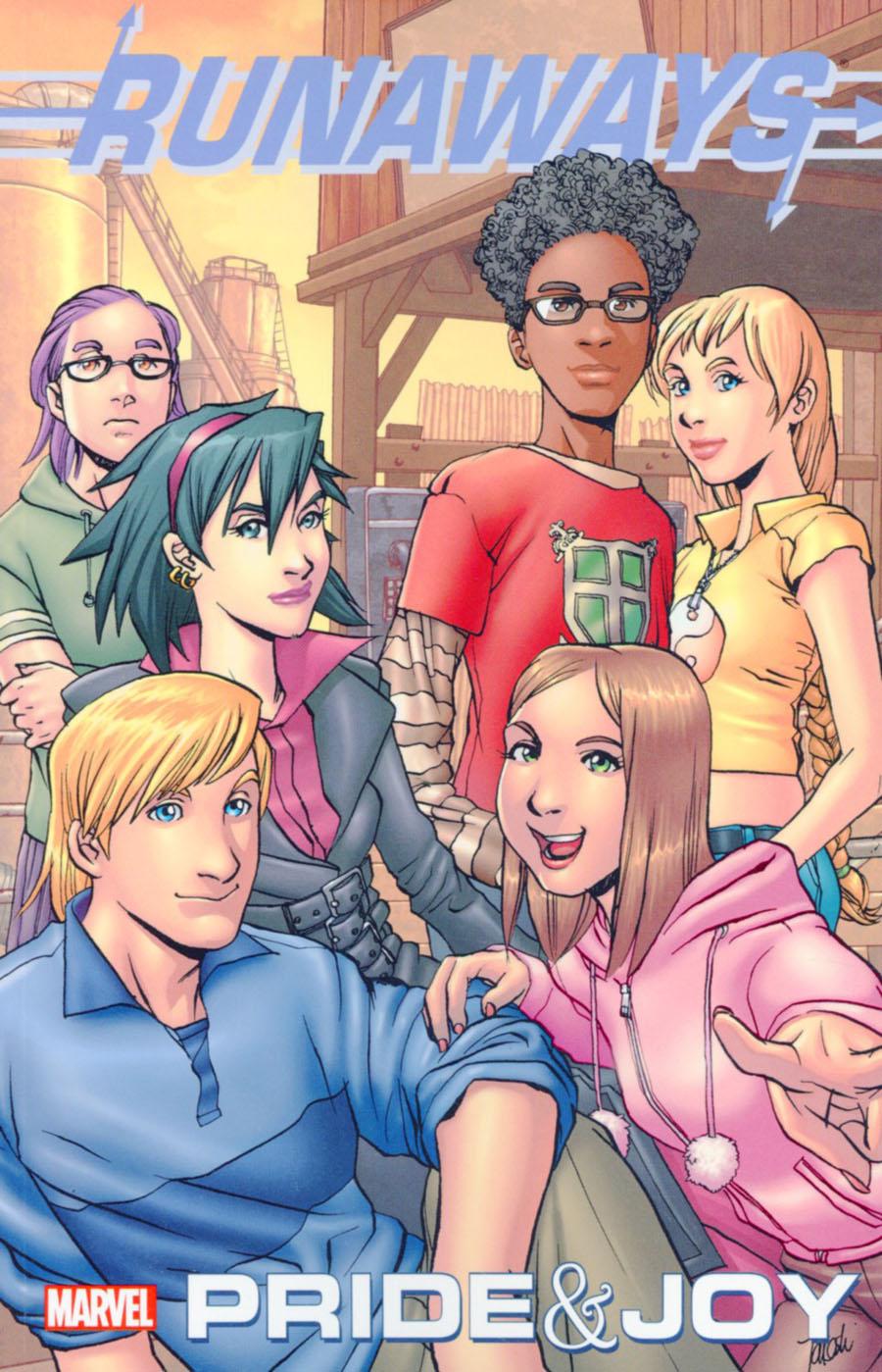 Runaways Vol 1 Pride And Joy TP New Printing