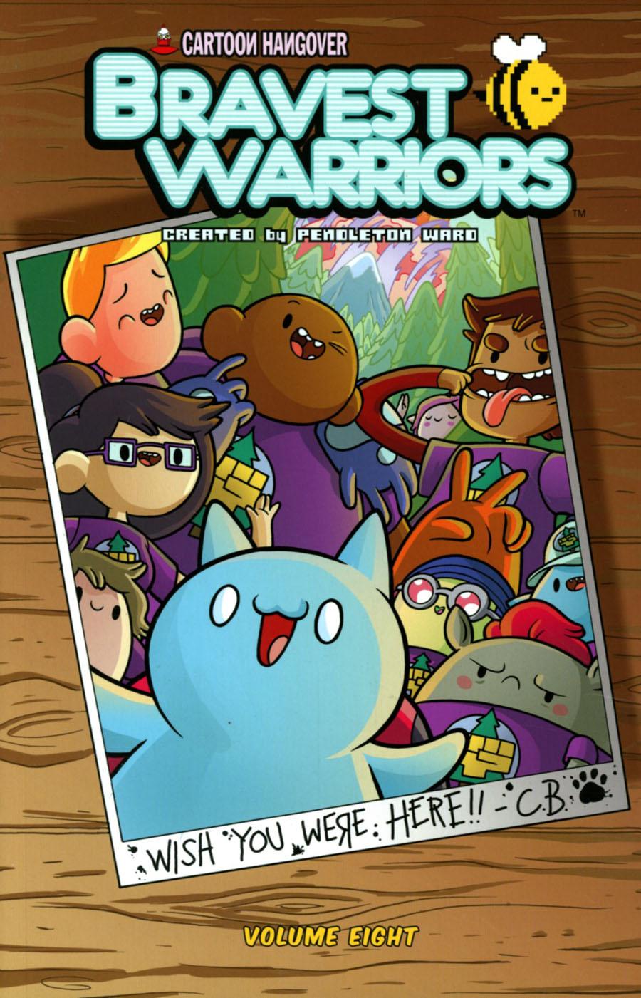Bravest Warriors Vol 8 TP