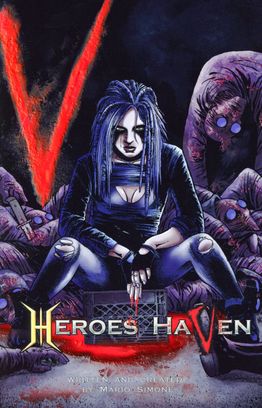 Heroes Haven Vol 1 GN