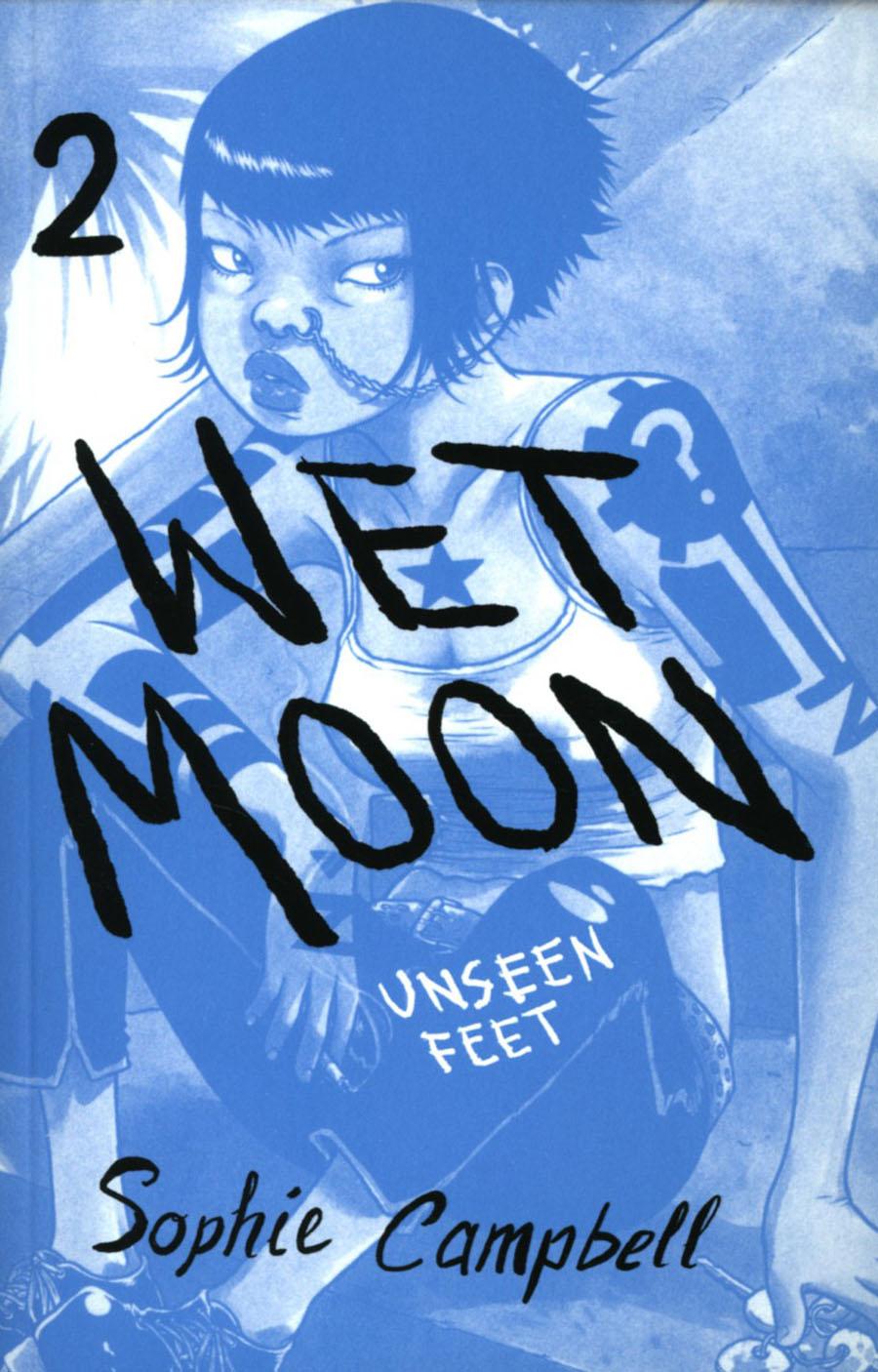 Wet Moon Vol 2 Unseen Feet GN New Edition