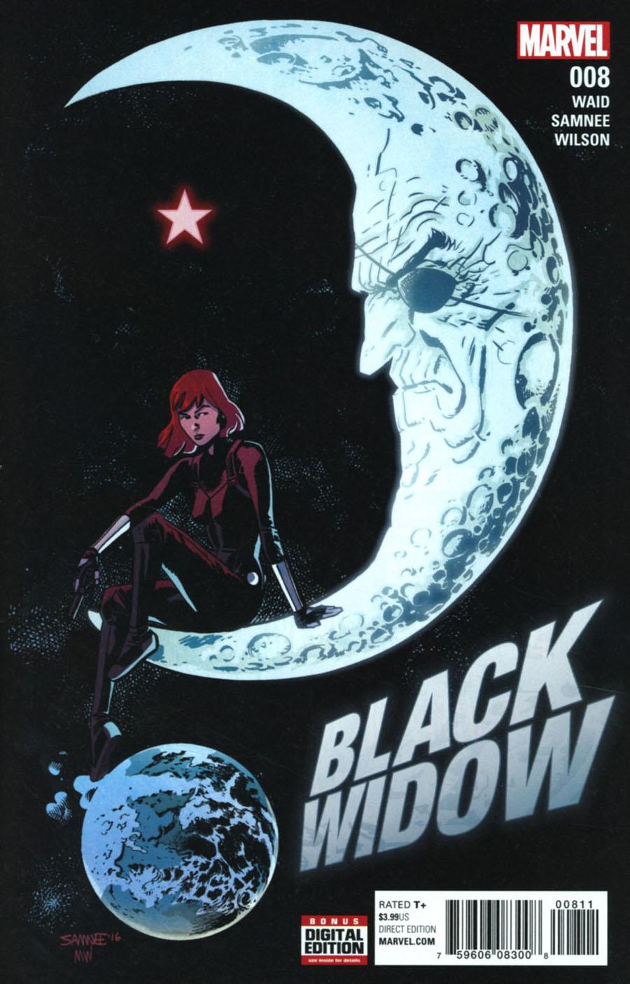 Black Widow Vol 6 #8