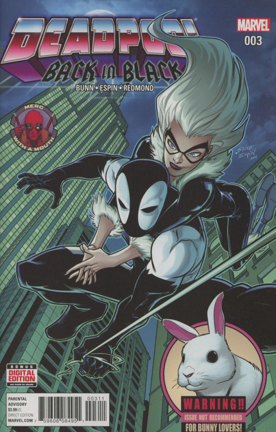 Deadpool Back In Black #3 Cover A Regular Salvador Espin Cover