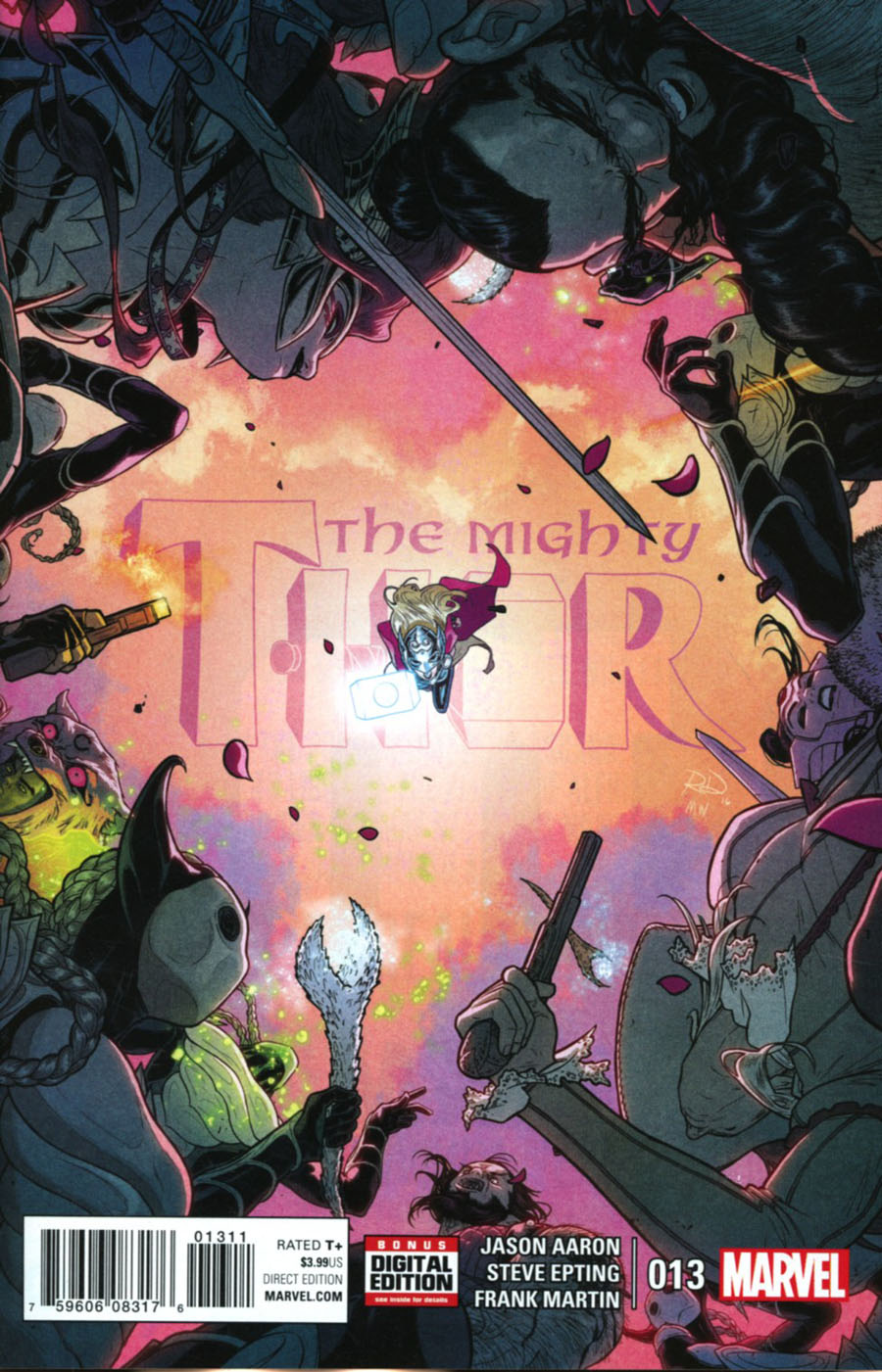 Mighty Thor Vol 2 #13