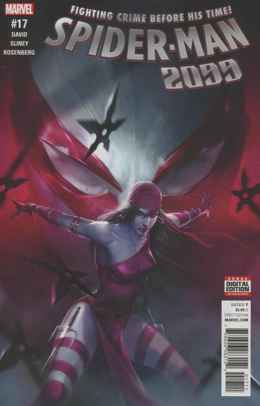 Spider-Man 2099 Vol 3 #17