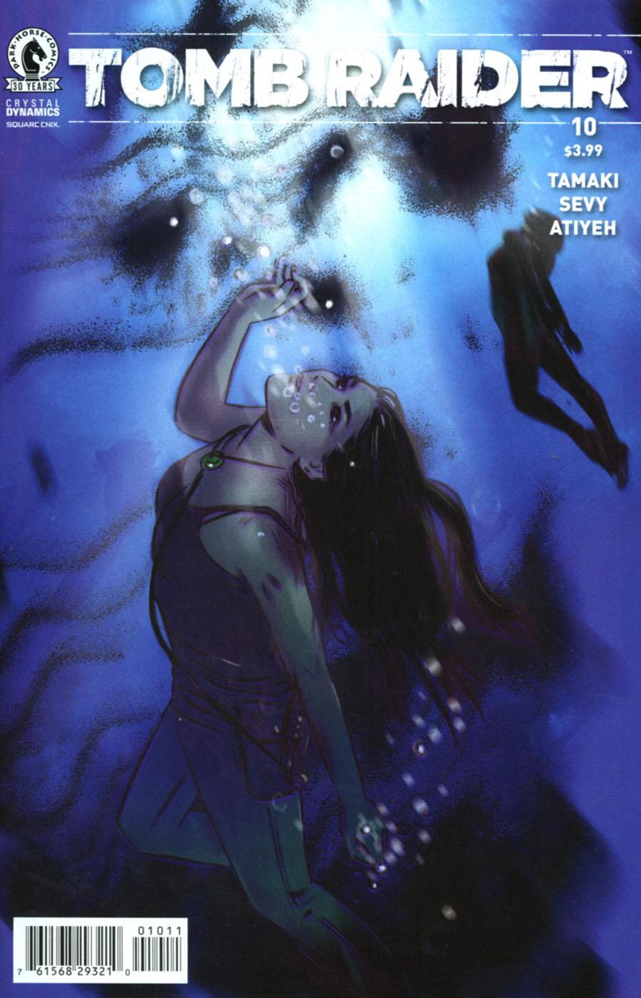 Tomb Raider Vol 3 #10