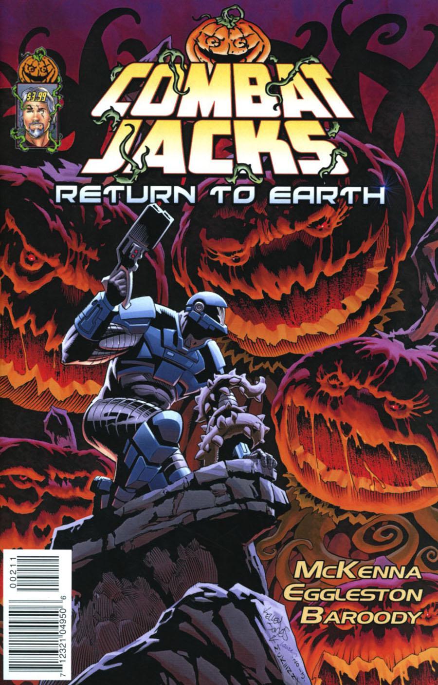Combat Jacks #2