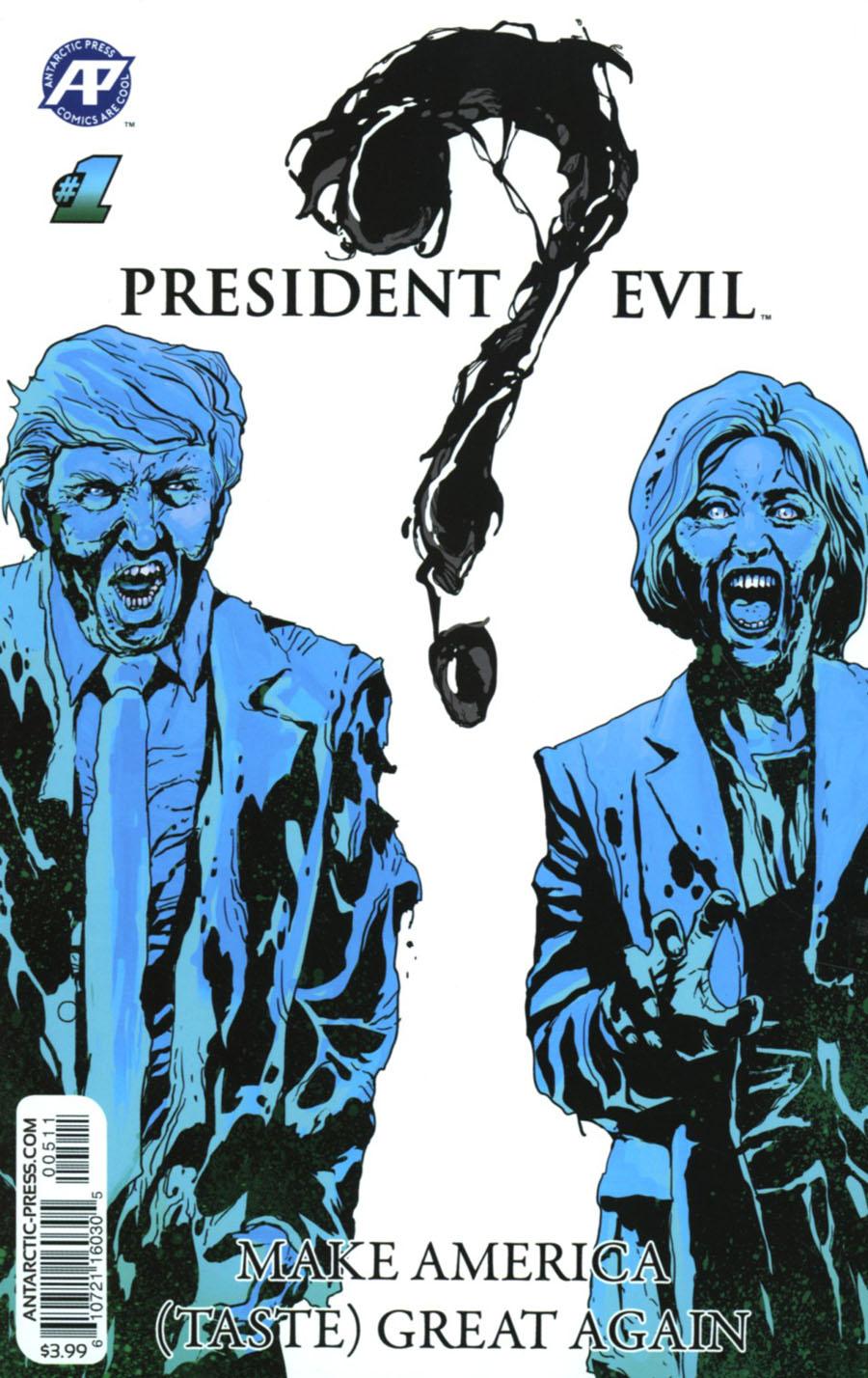 President Evil One Shot