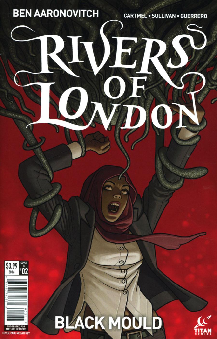 Rivers Of London Black Mould #2 Cover A Regular Paul McCaffrey Cover