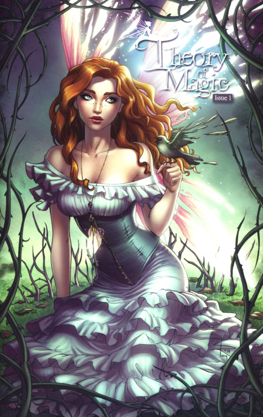 Theory Of Magic #1 Cover A 1st Ptg