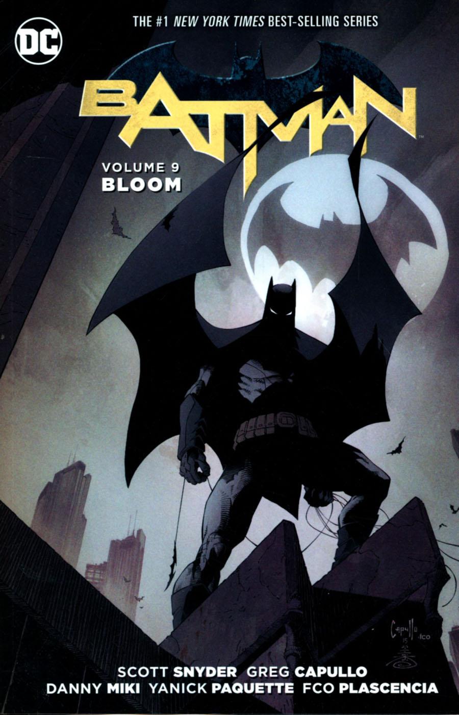 Batman (New 52) Vol 9 Bloom TP