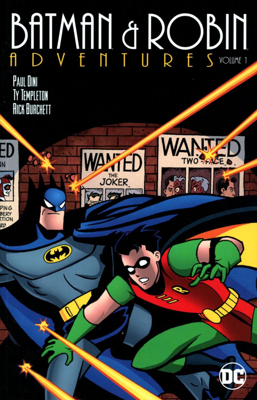 Batman And Robin Adventures Vol 1 TP
