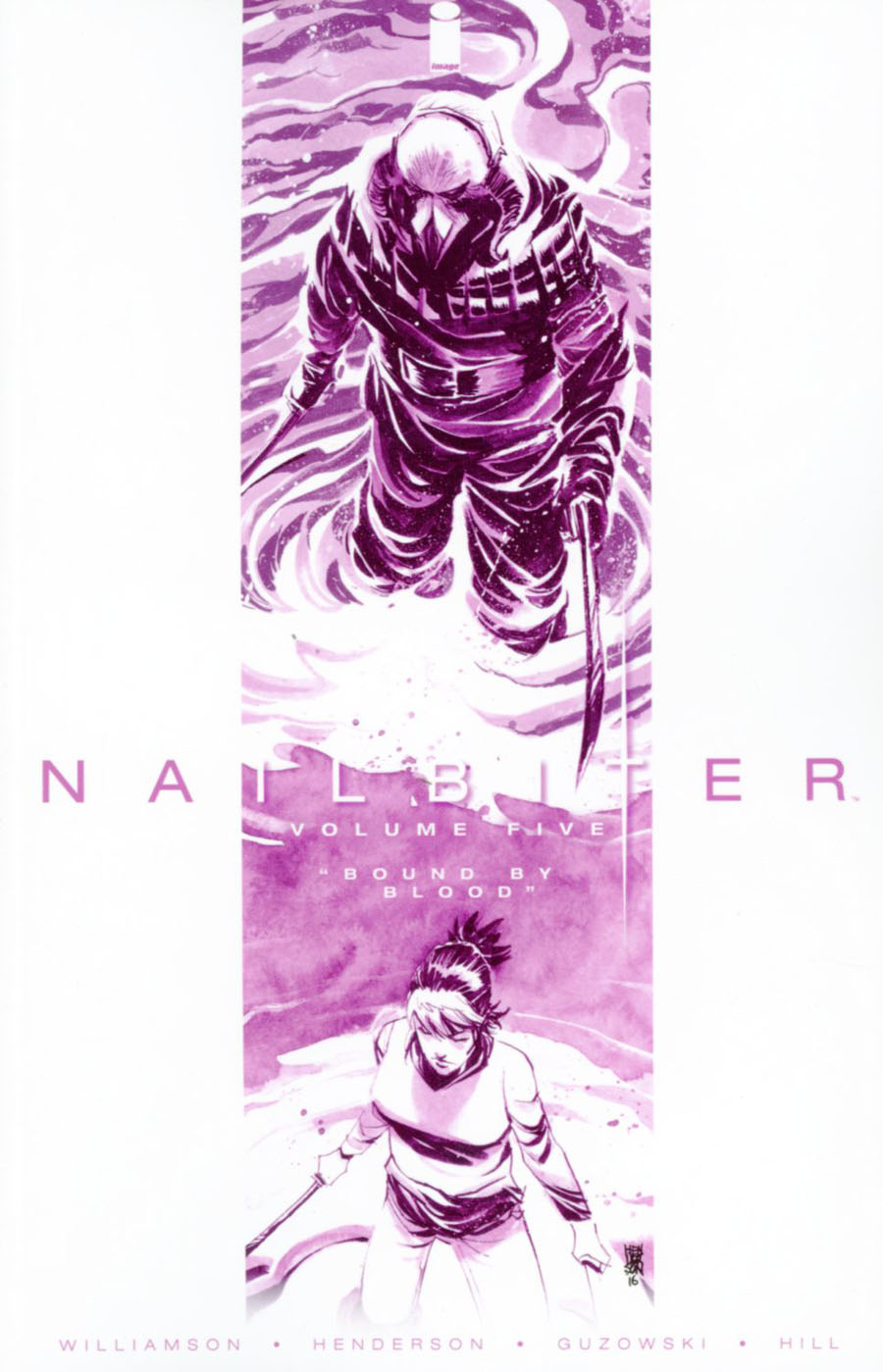 Nailbiter Vol 5 Bound By Blood TP