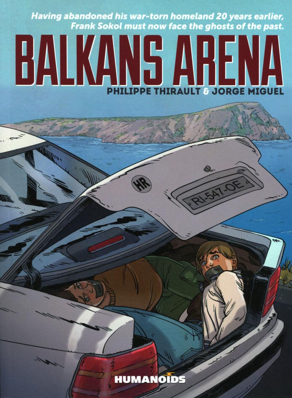 Balkans Arena TP