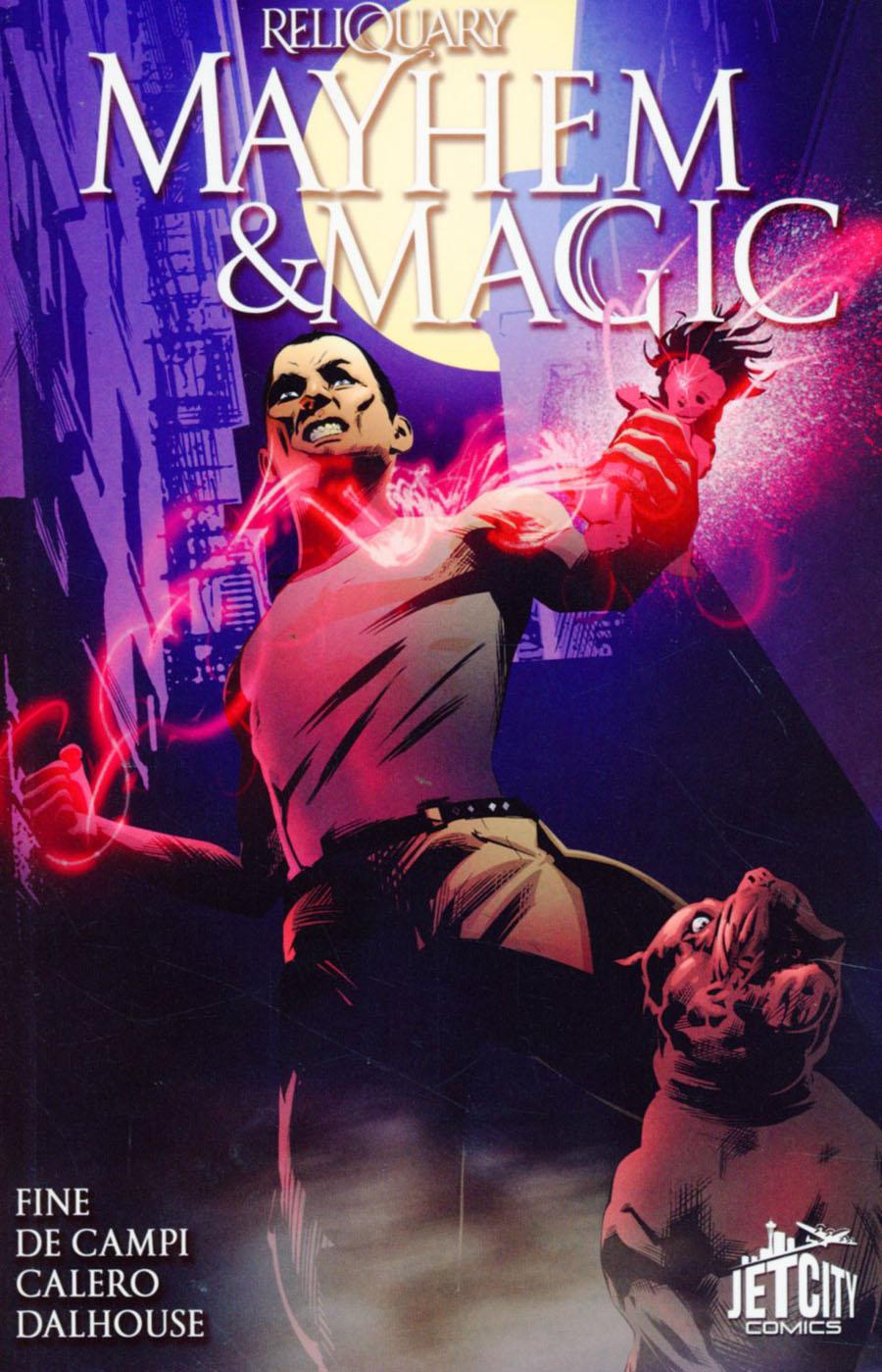 Reliquary Mayhem & Magic GN
