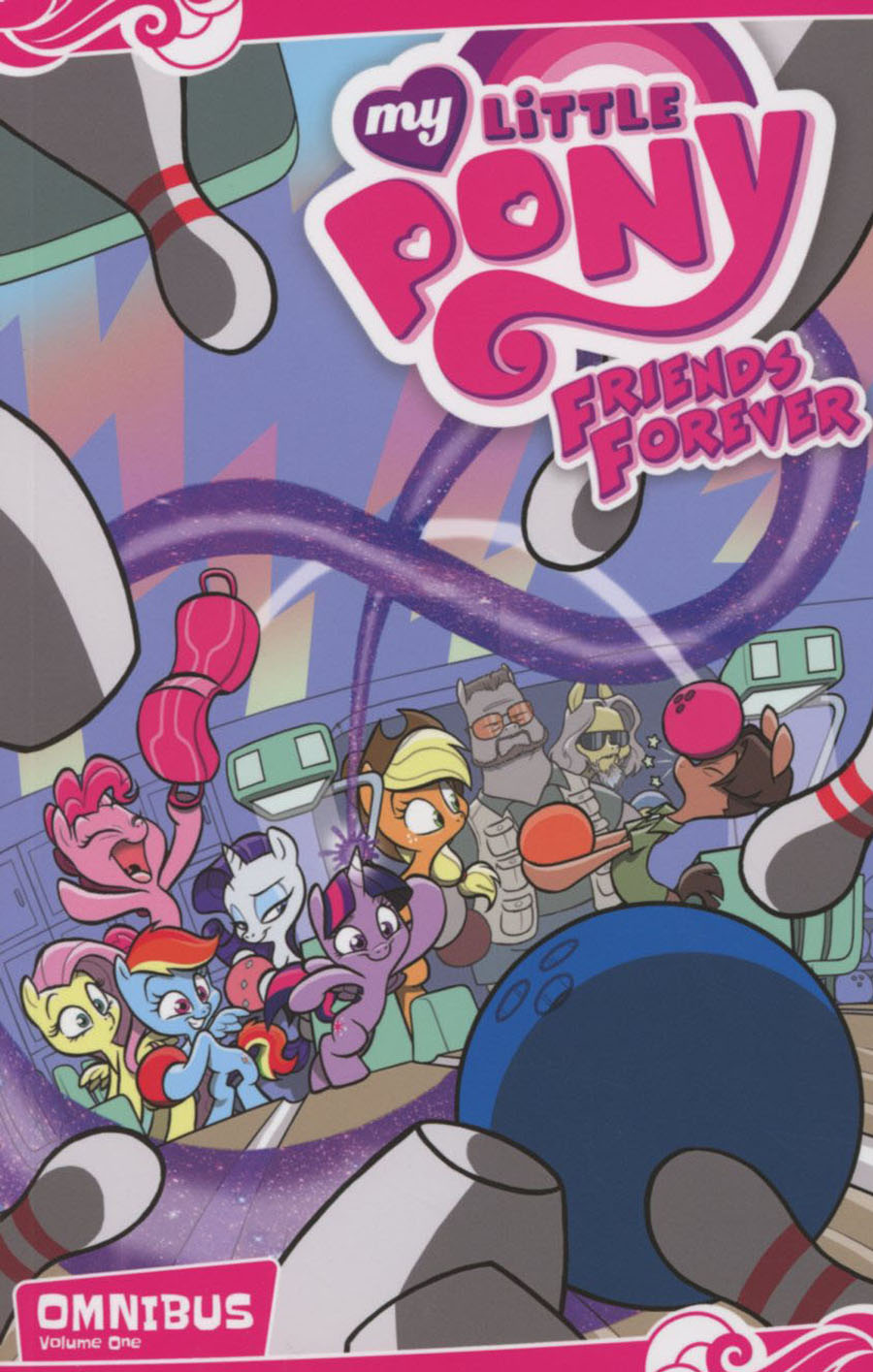My Little Pony Friends Forever Omnibus Vol 1 TP
