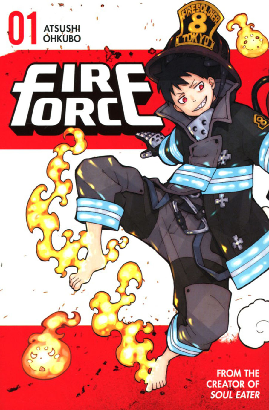 Fire Force Vol 1 GN