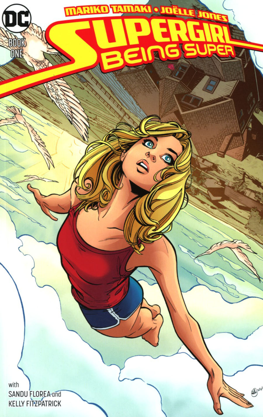 Supergirl Being Super #1