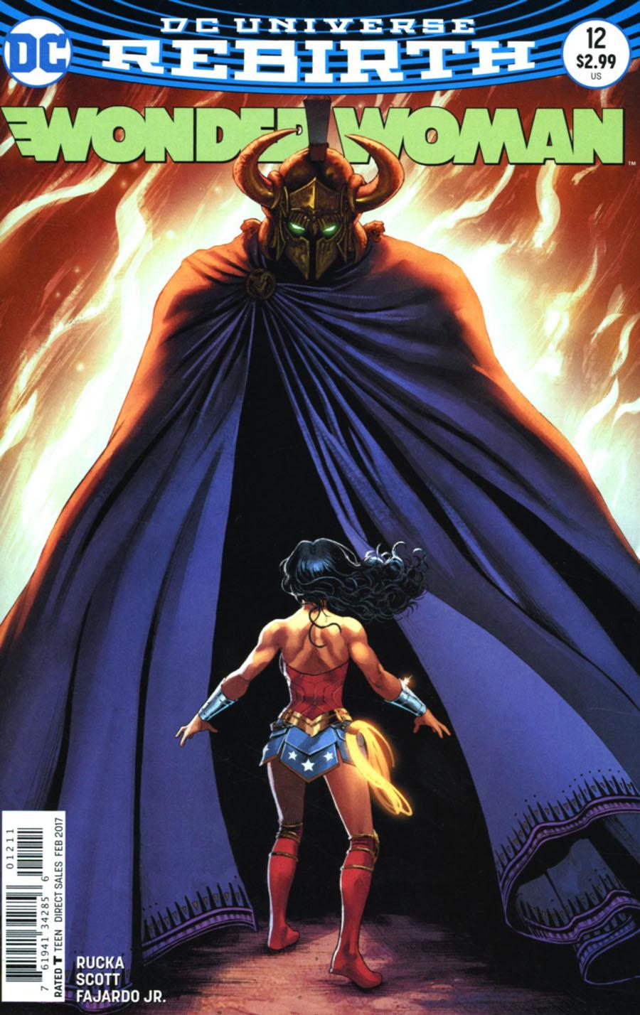 Wonder Woman Vol 5 #12 Cover A Regular Nicola Scott Cover