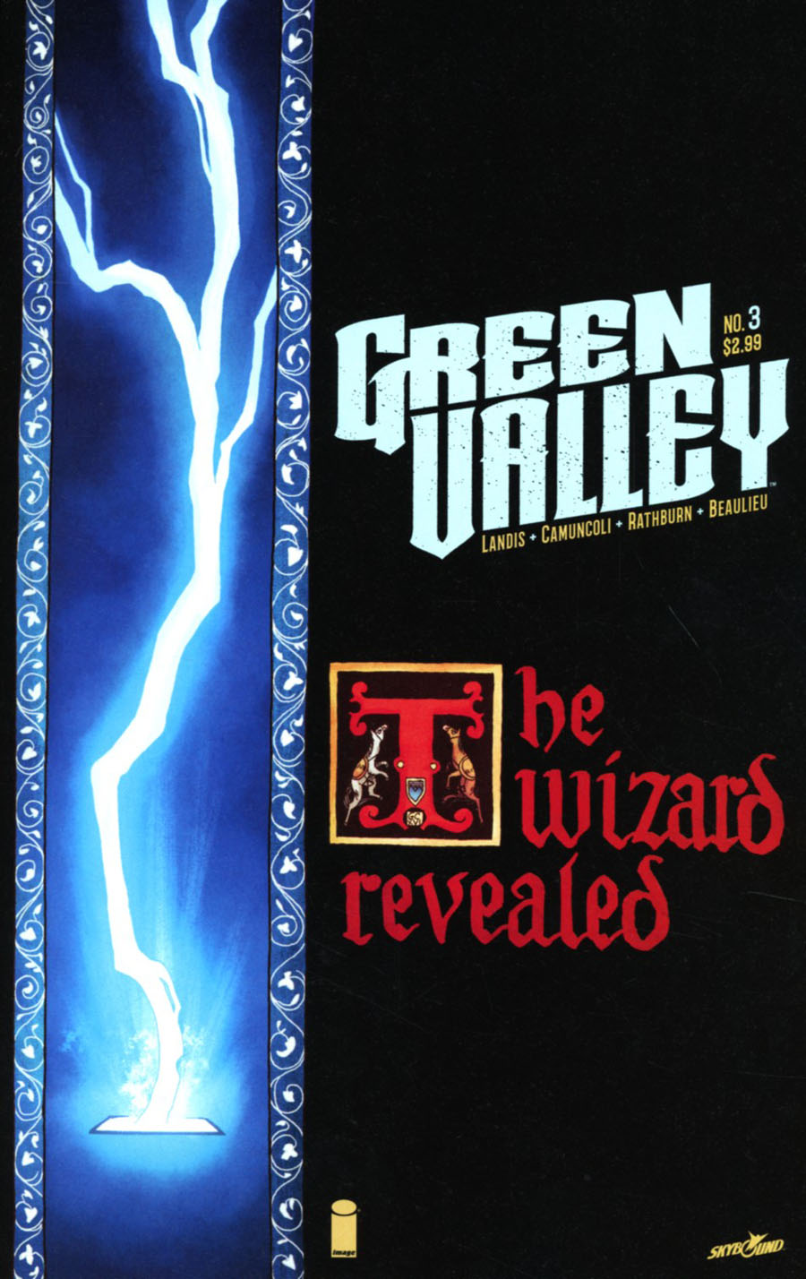 Green Valley #3 Cover A 1st Ptg