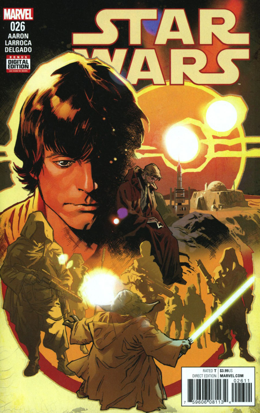 Star Wars Vol 4 #26 Cover A Regular Stuart Immonen Cover