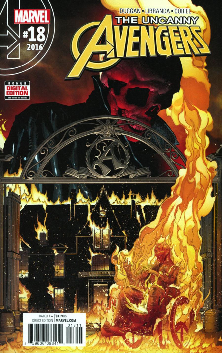 Uncanny Avengers Vol 3 #18