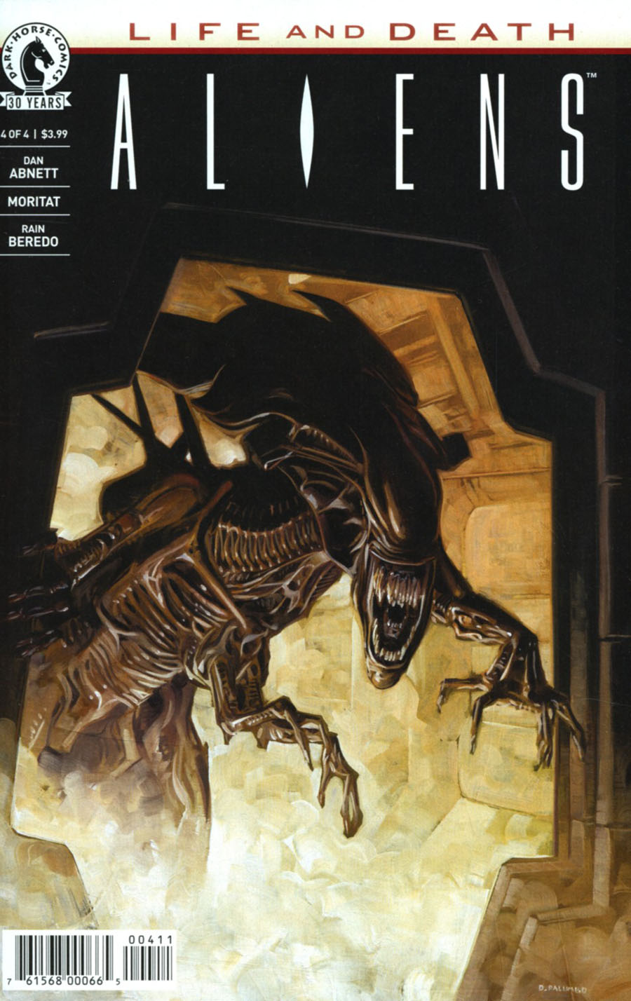 Aliens Life And Death #4