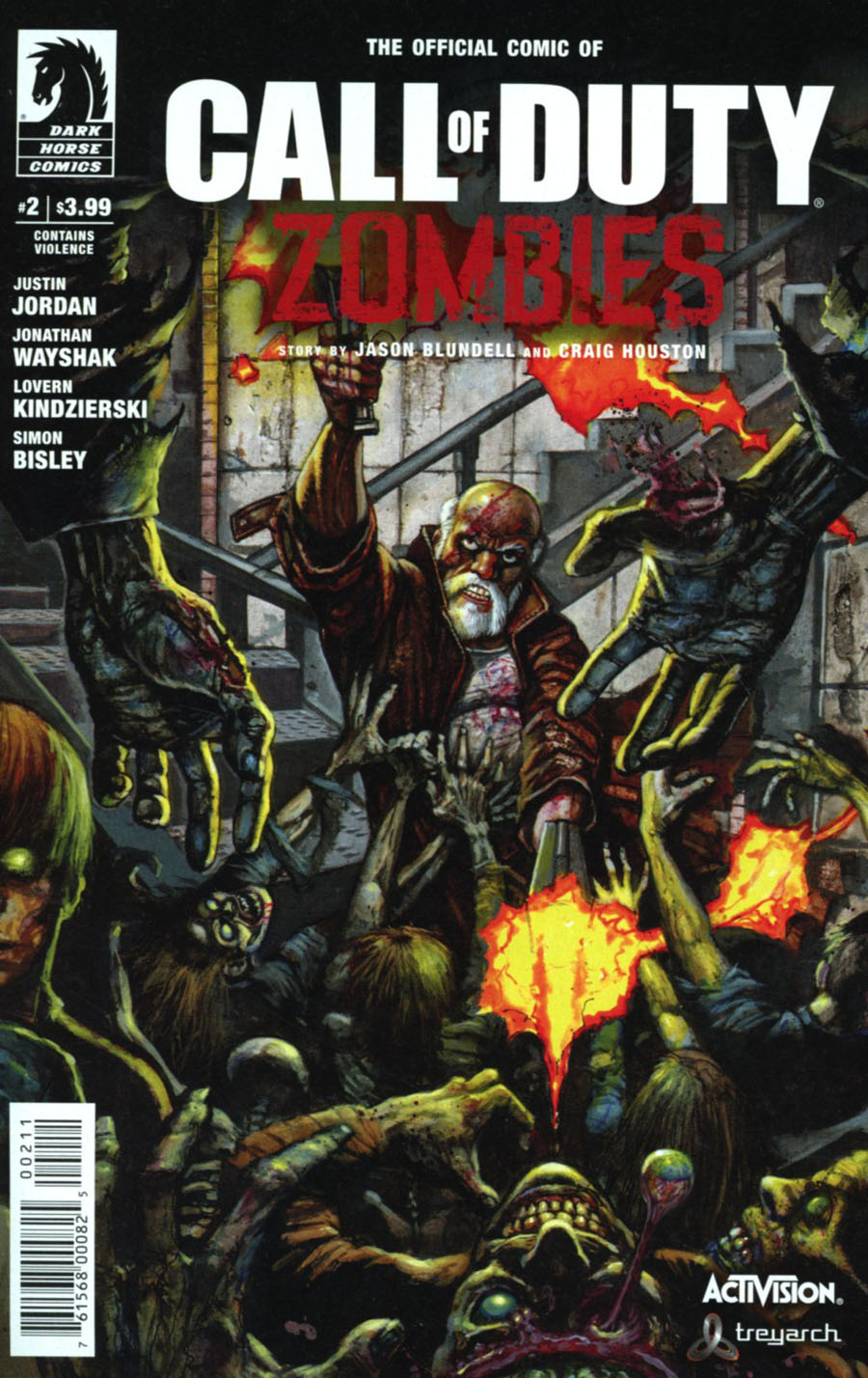 Call Of Duty Zombies #2