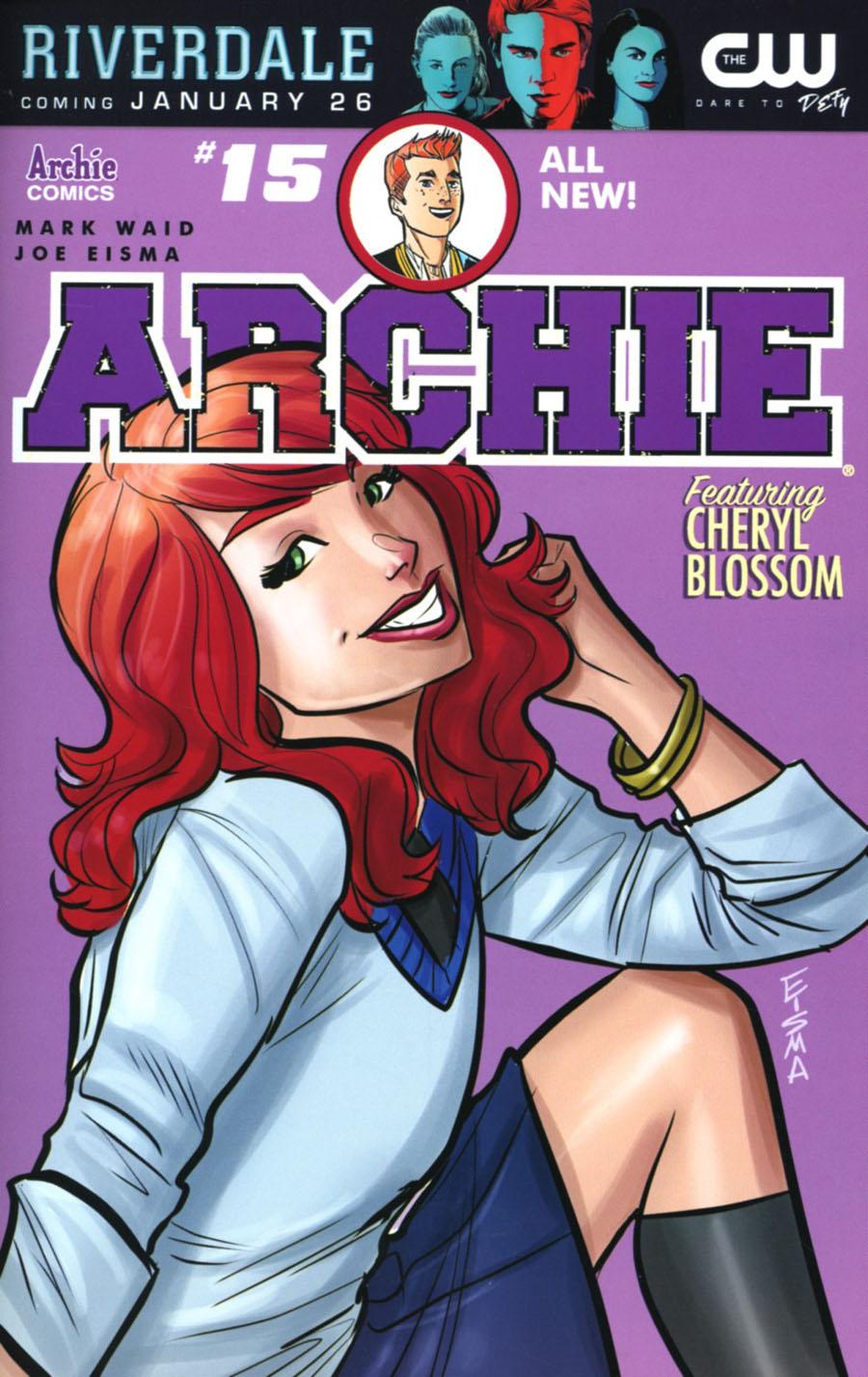 Archie Vol 2 #15 Cover A Regular Joe Eisma Cover
