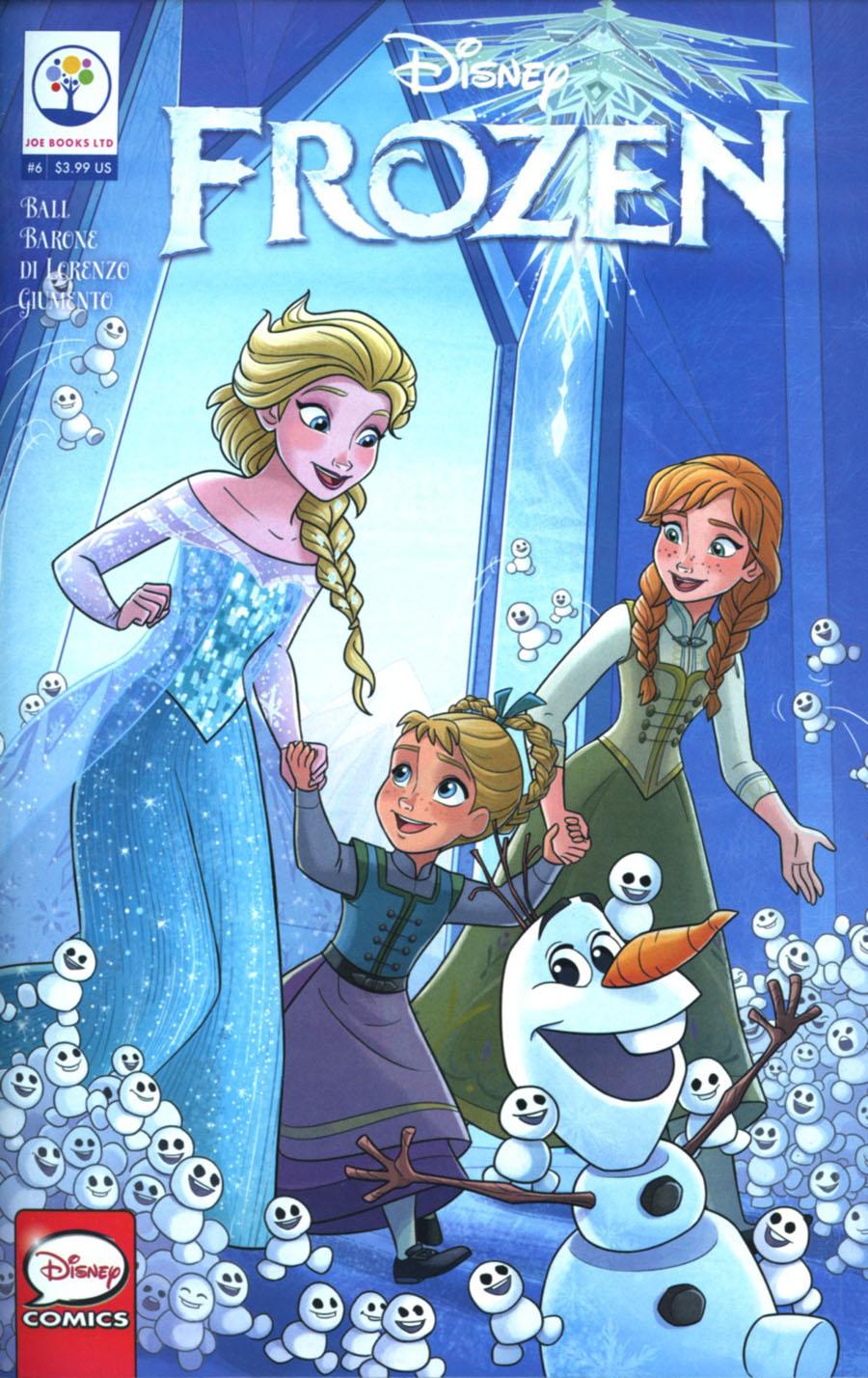 Disneys Frozen #6