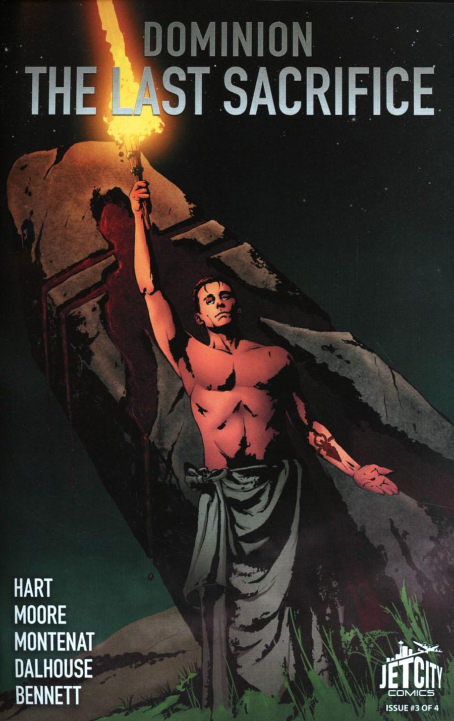 Dominion Last Sacrifice #3