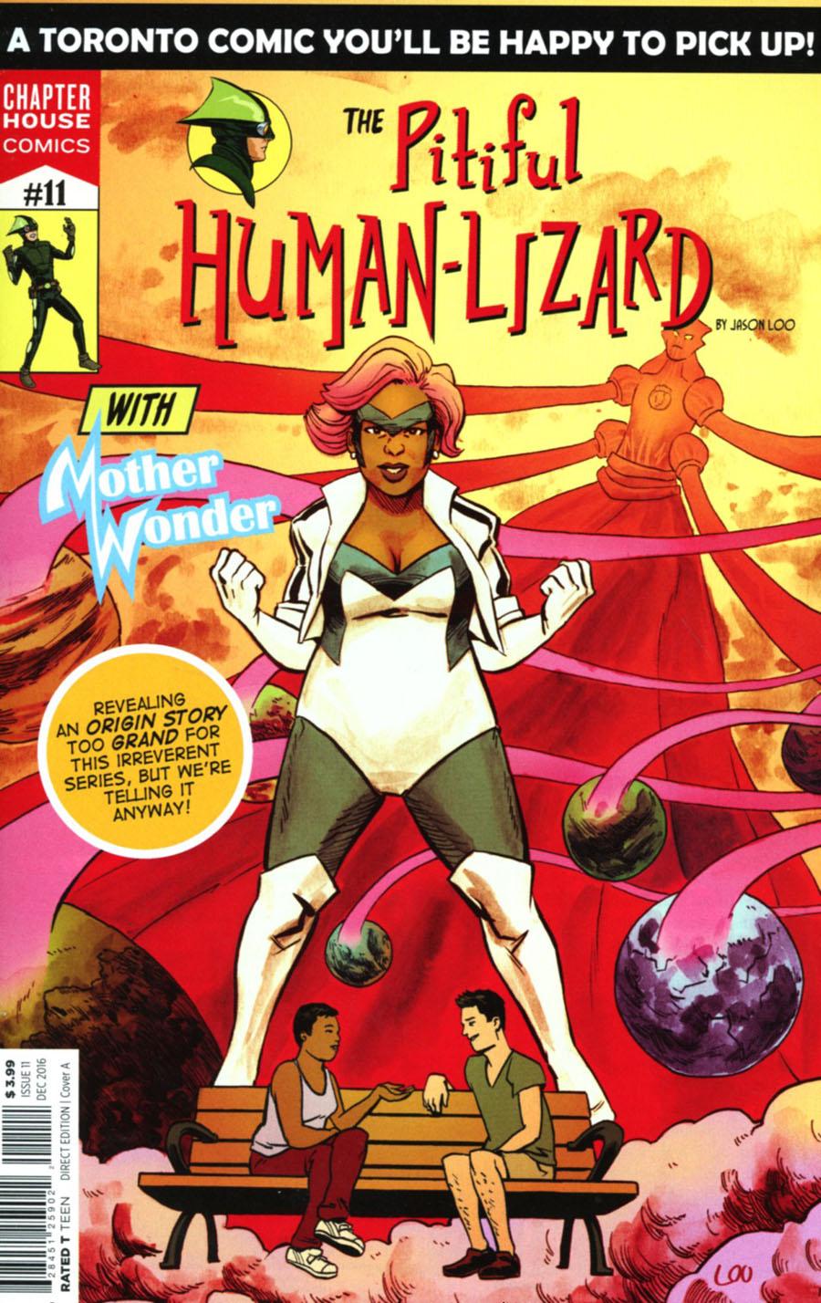Pitiful Human-Lizard #11