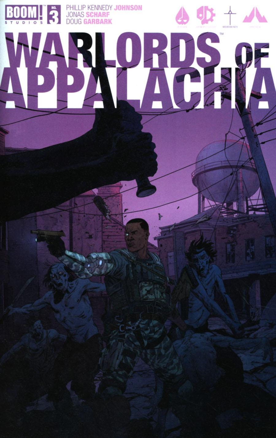 Warlords Of Appalachia #3