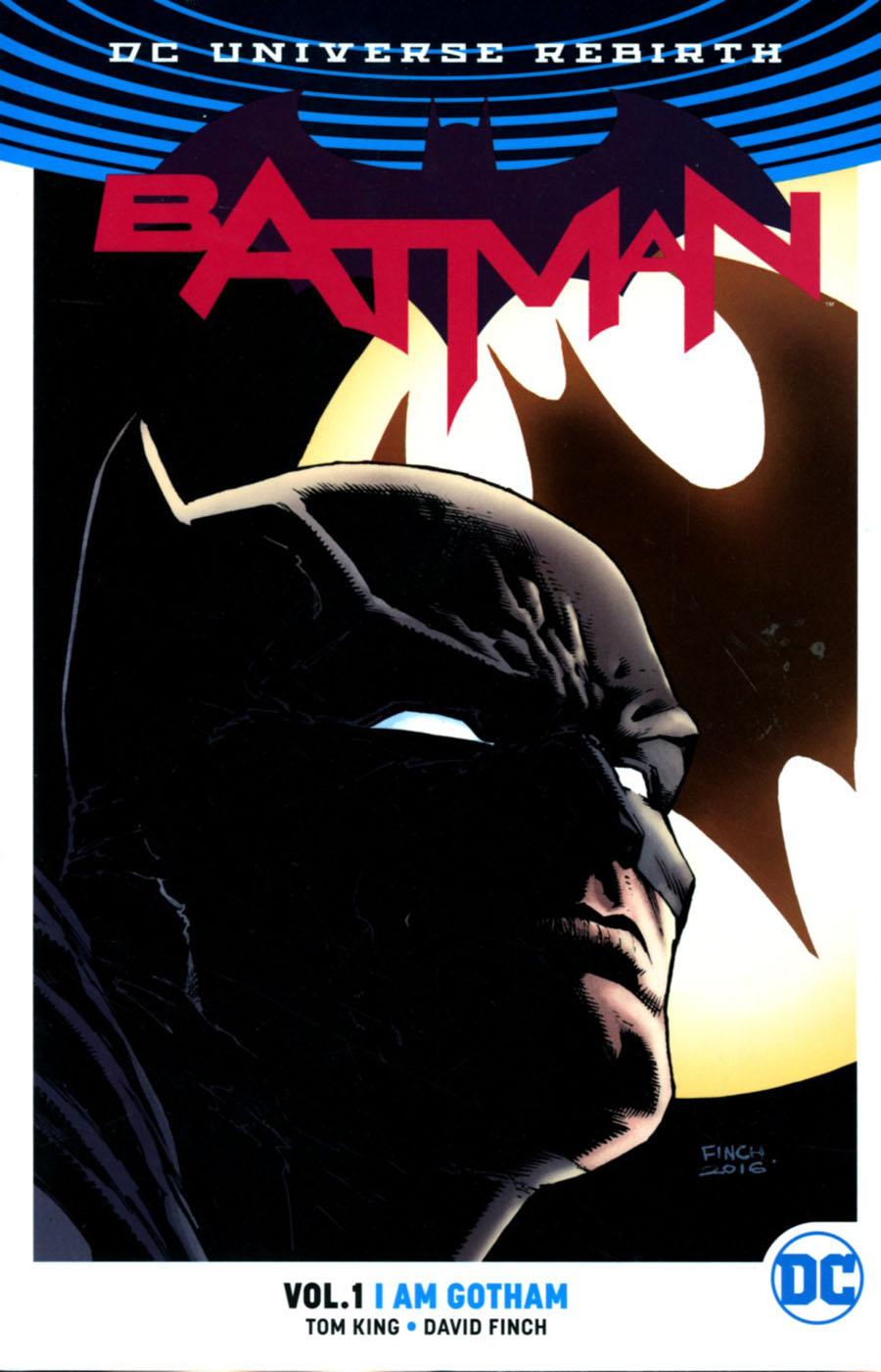 Batman (Rebirth) Vol 1 I Am Gotham TP
