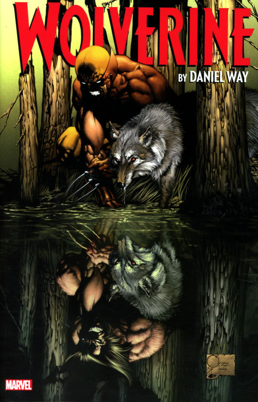 Wolverine By Daniel Way Complete Collection Vol 1 TP