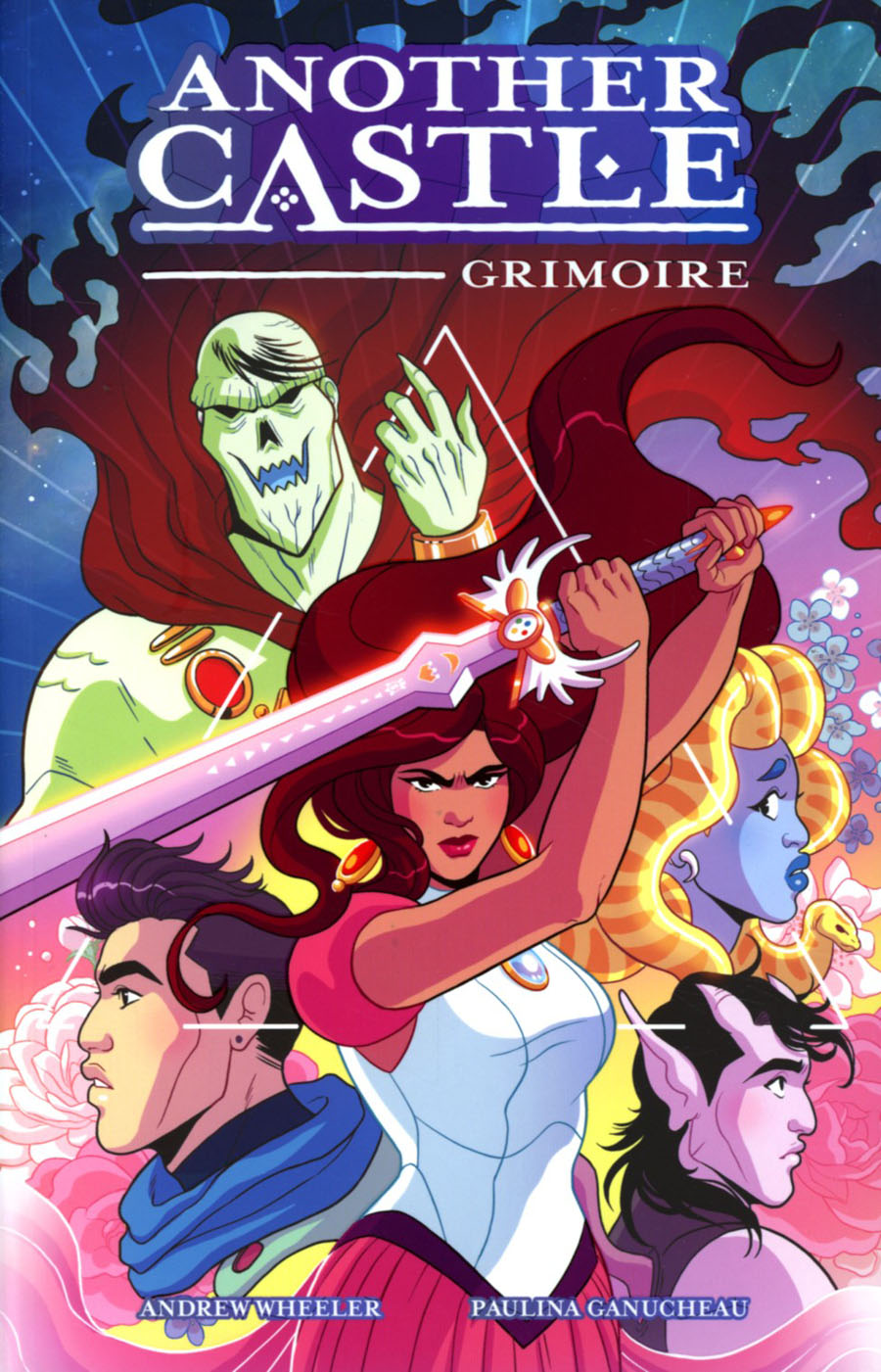 Another Castle Grimoire Vol 1 TP