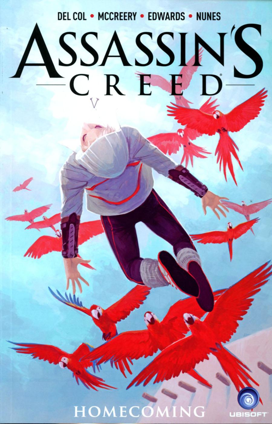 Assassins Creed Vol 3 Homecoming TP