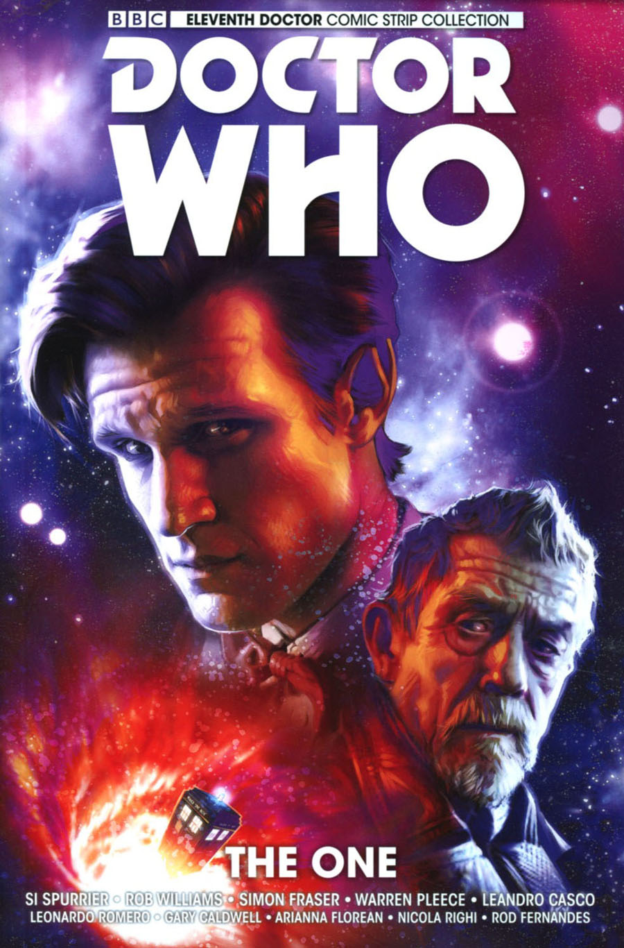 Doctor Who 11th Doctor Vol 5 The One TP