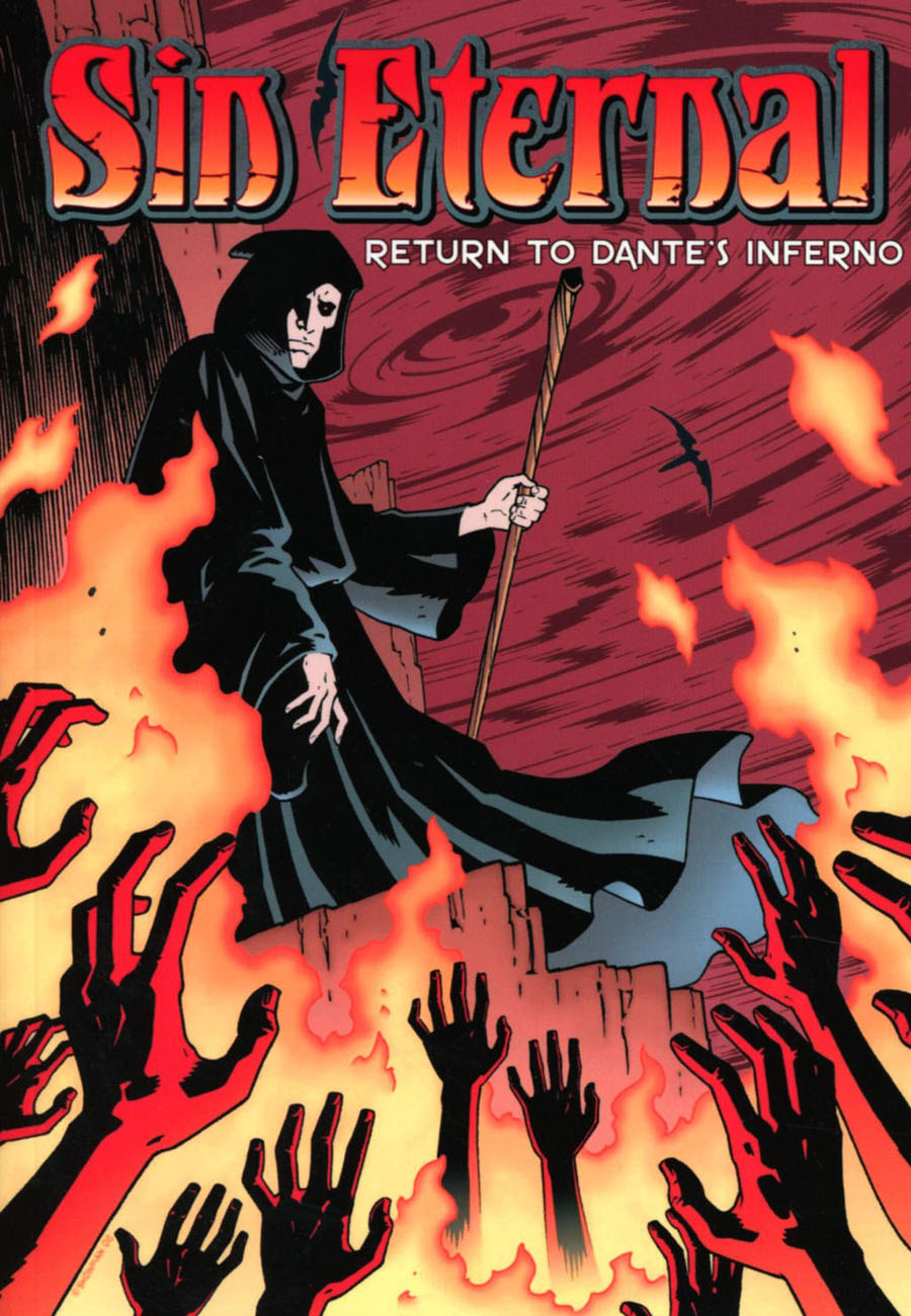 Sin Eternal Return To Dantes Inferno GN