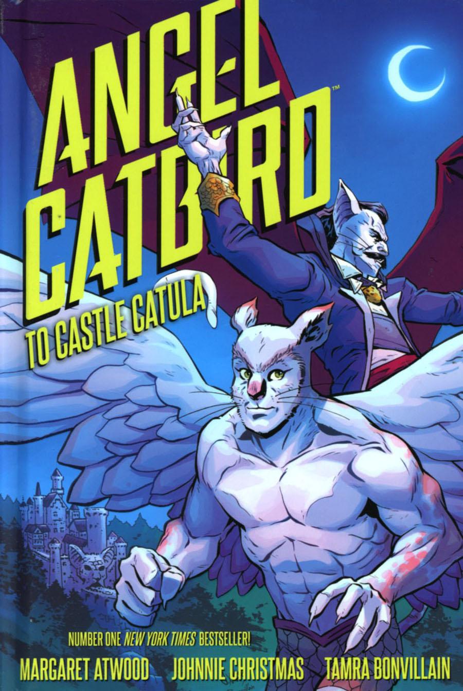 Angel Catbird Vol 2 To Castle Catula HC