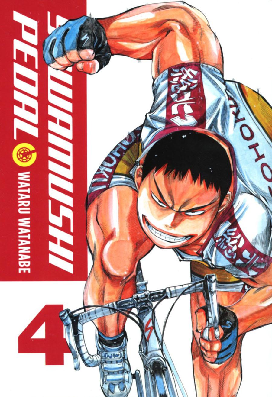 Yowamushi Pedal Vol 4 GN