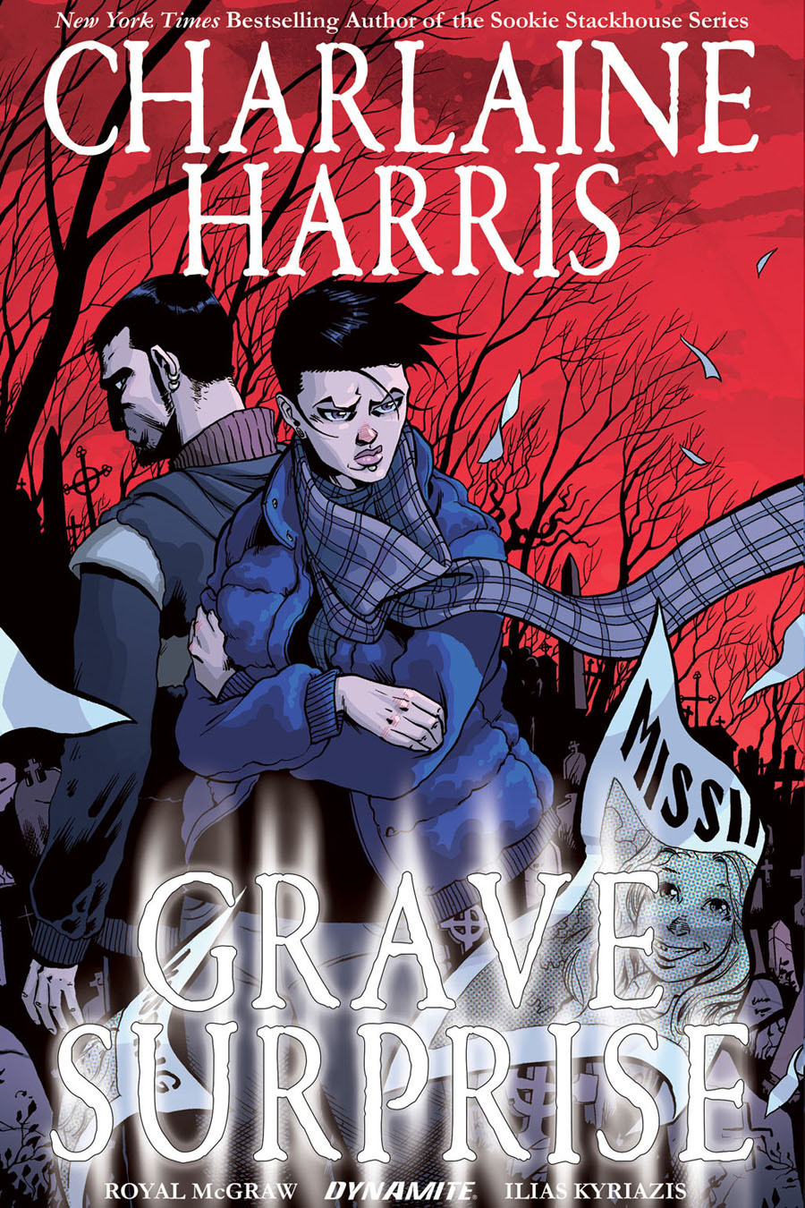 Charlaine Harris Grave Surprise HC Regular Edition