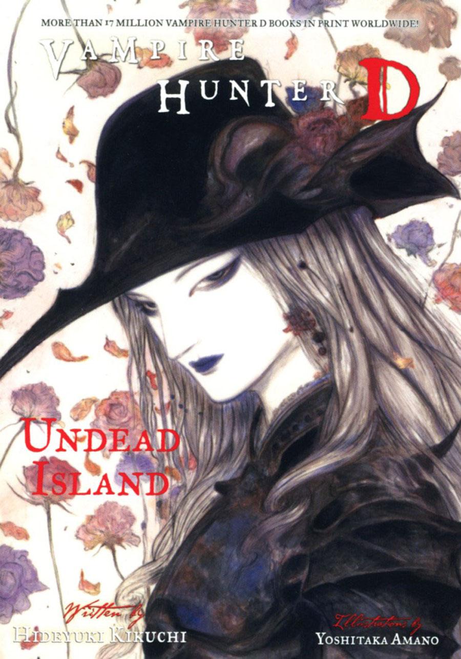 Vampire Hunter D Novel Vol 25 Undead Island TP