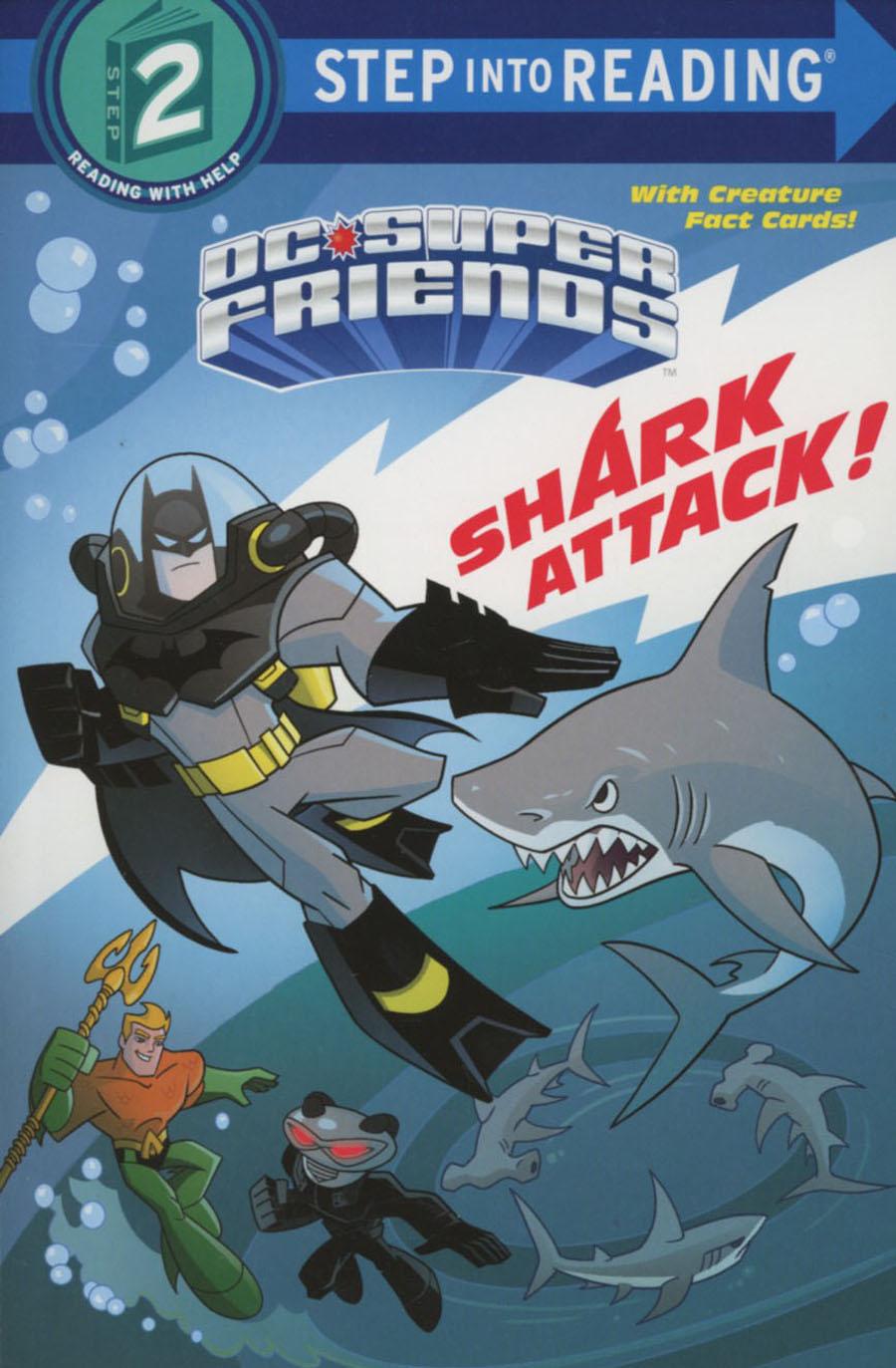 DC Super Friends Shark Attack SC